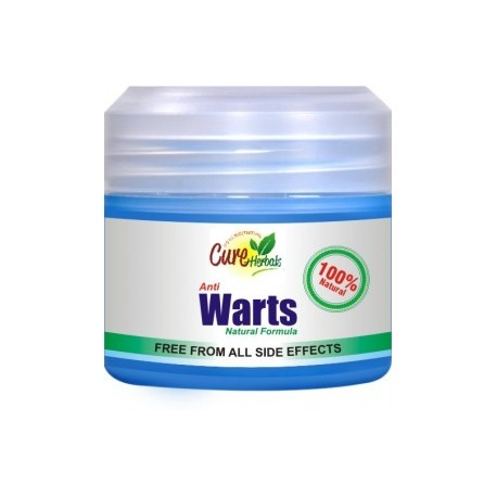 Warts Removal Cream, Herbal Ointment For Warts Removal : Cure Herbals